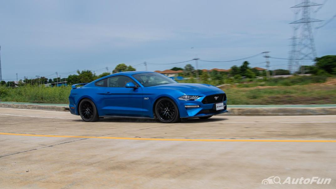 2020 Ford Mustang 5.0L GT Exterior 049