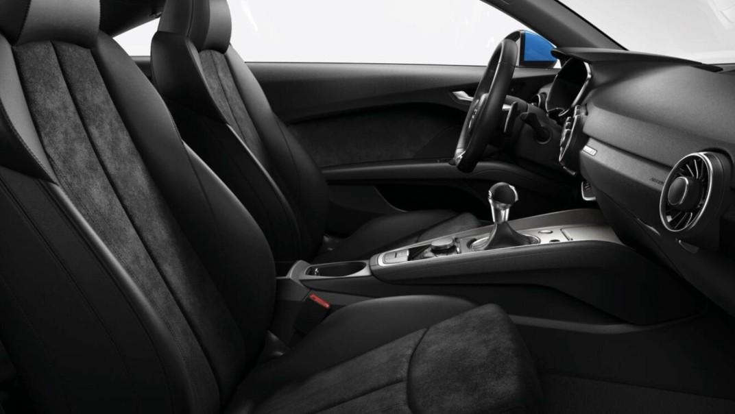 Audi TT Public 2020 Interior 002