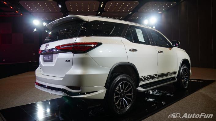 2021 Toyota Fortuner Exterior 004