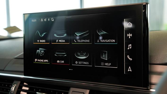 Audi A5 Sportback 2020 Interior 002