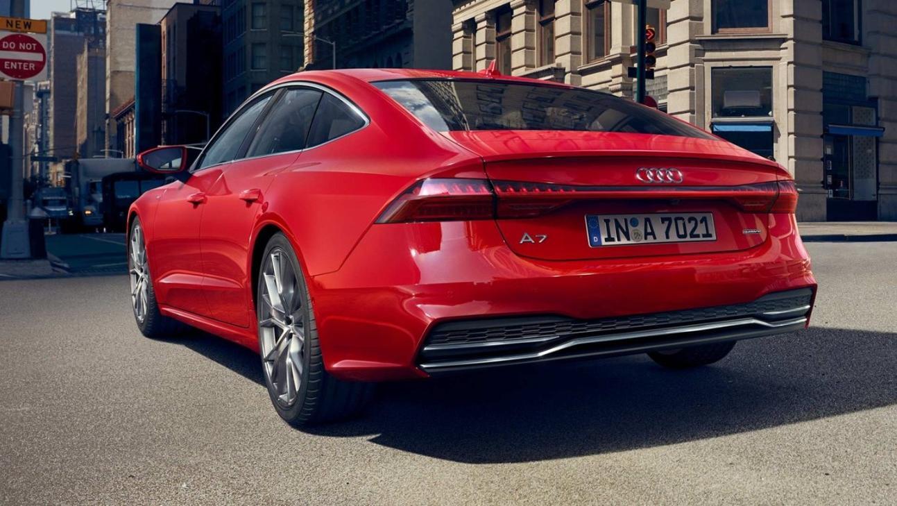 Audi A7 Sportback Public 2020 Exterior 005