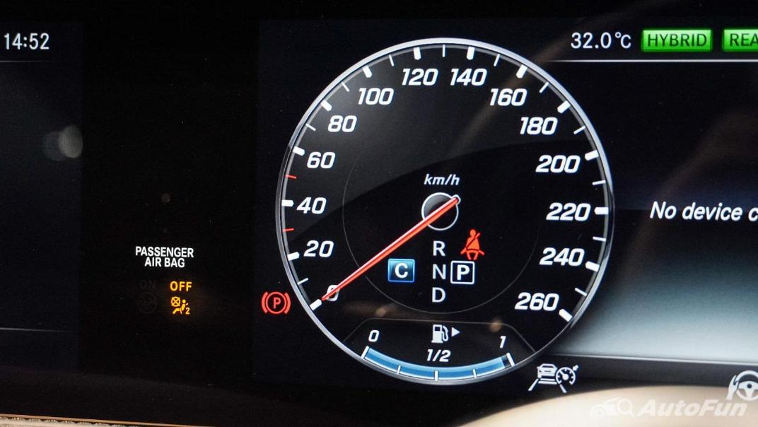 Mercedes-Benz S-Class S 560 e AMG Premium Interior 017