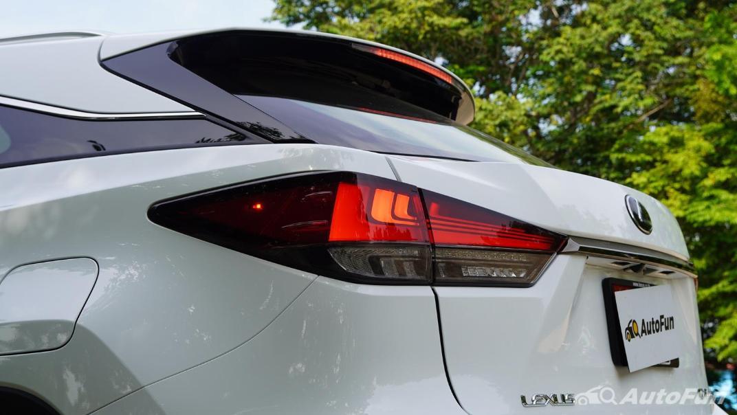 2020 Lexus RX 3.5 350 F Sport Exterior 033