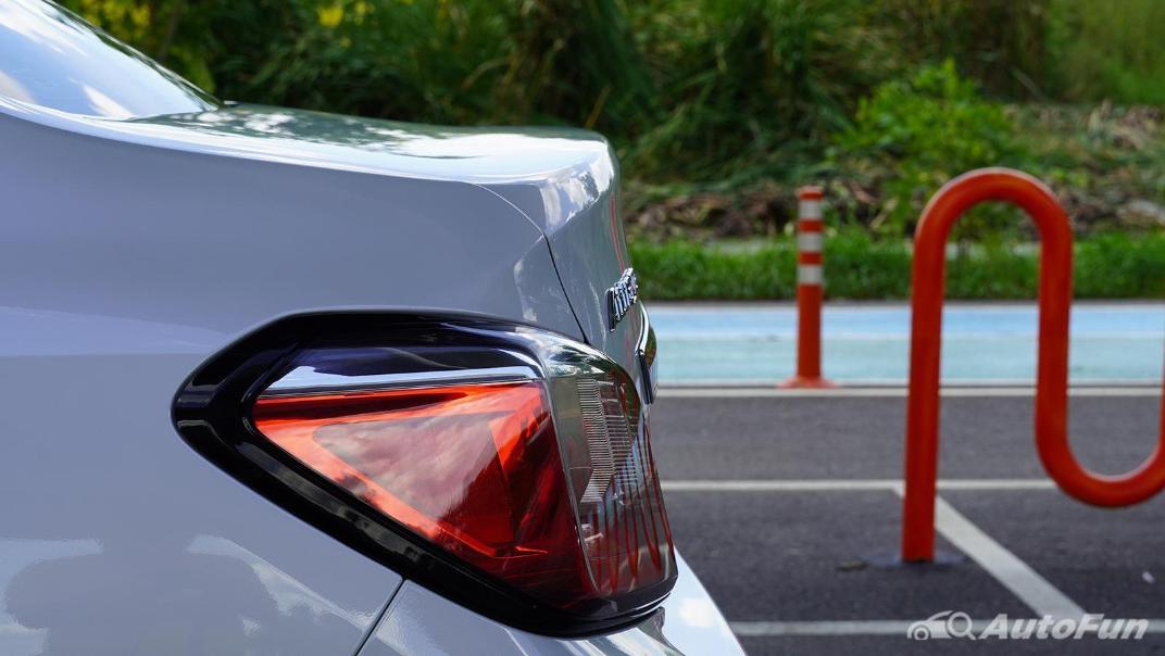 2020 1.2 Mitsubishi Attrage GLS-LTD CVT Exterior 040
