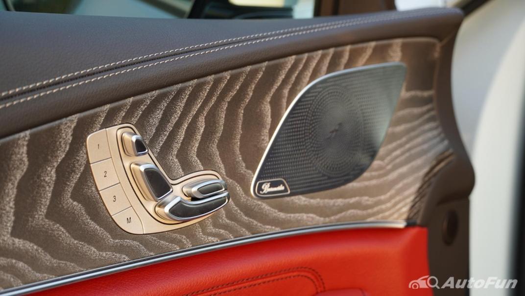 2021 Mercedes-Benz CLS 220 d AMG Premium Interior 058
