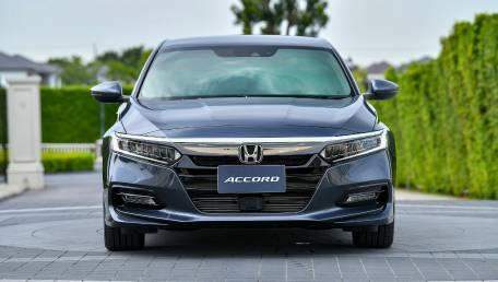 2021 Honda Accord 1.5 Turbo EL ราคารถ, รีวิว, สเปค, รูปภาพรถในประเทศไทย   AutoFun