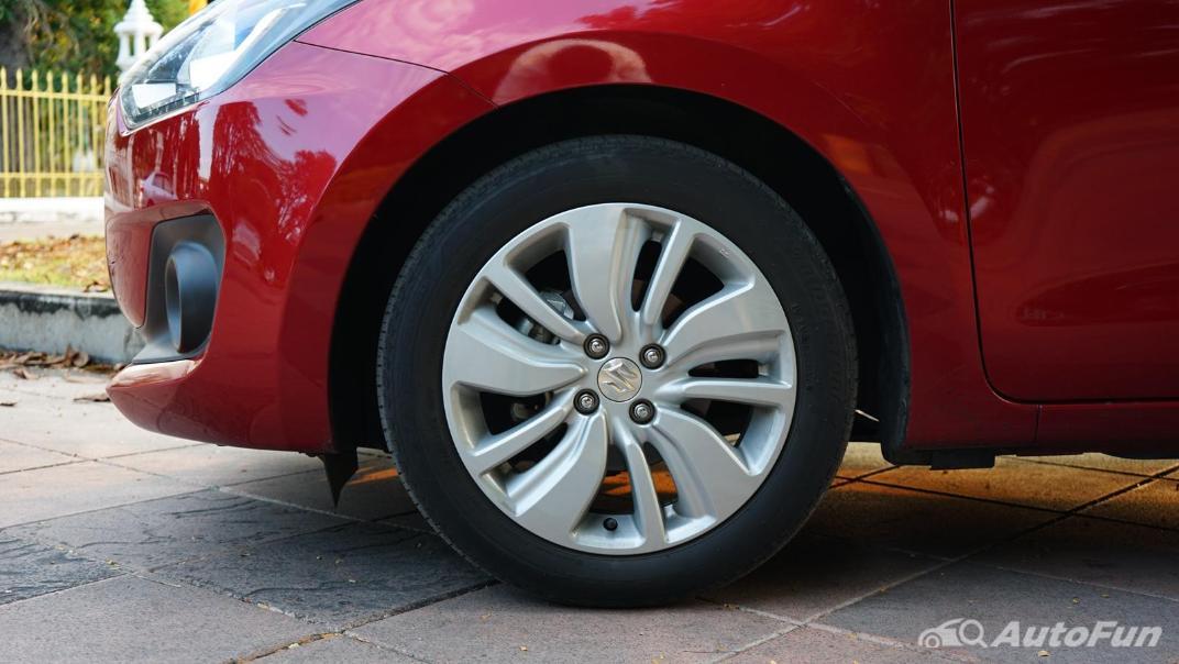 2020 Suzuki Swift 1.2 GL CVT Exterior 031