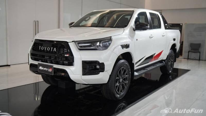 ยอดจดทะเบียนรถกระบะ 1 ตัน เดือน ส.ค. 64 ผู้ชนะคือ Toyota Hilux Revo ทายสิว่าใครที่โหล่ 02