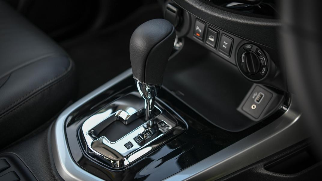 2021 Nissan Navara Double Cab 2.3 4WD VL 7AT Interior 073