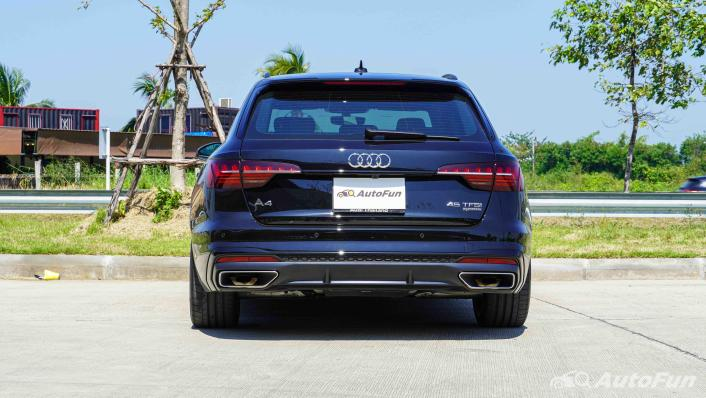 2020 Audi A4 Avant 2.0 45 TFSI Quattro S Line Black Edition Exterior 006