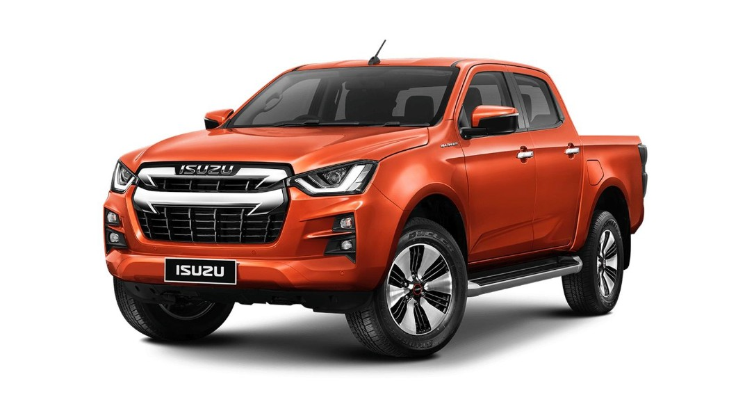 Isuzu D-Max 4-Door 2020 Others 005