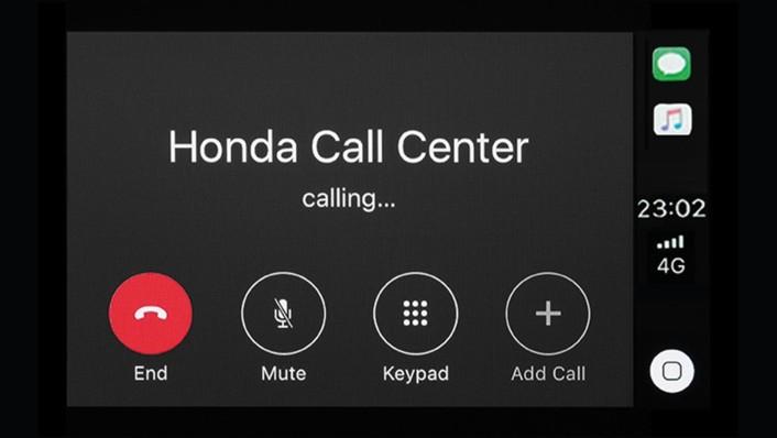 Honda Civic 2020 Interior 006