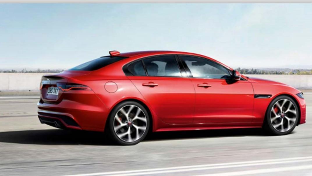 Jaguar XE Public 2020 Exterior 008