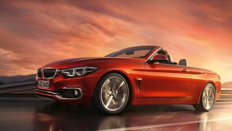 2021 BMW 4 Series Convertible 2.0 430i M Sport ราคารถ, รีวิว, สเปค, รูปภาพรถในประเทศไทย | AutoFun