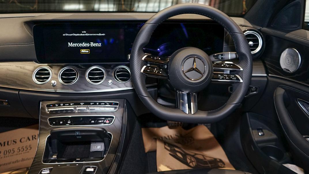 2021 Mercedes-Benz E-Class Saloon E 300 e AMG Dynamic Interior 002