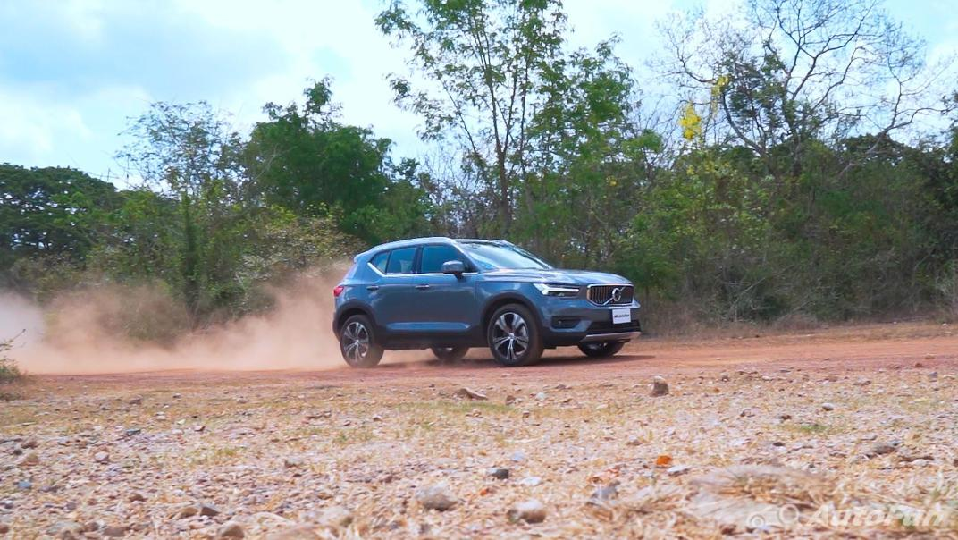 2020 Volvo XC 40 2.0 R-Design Exterior 010