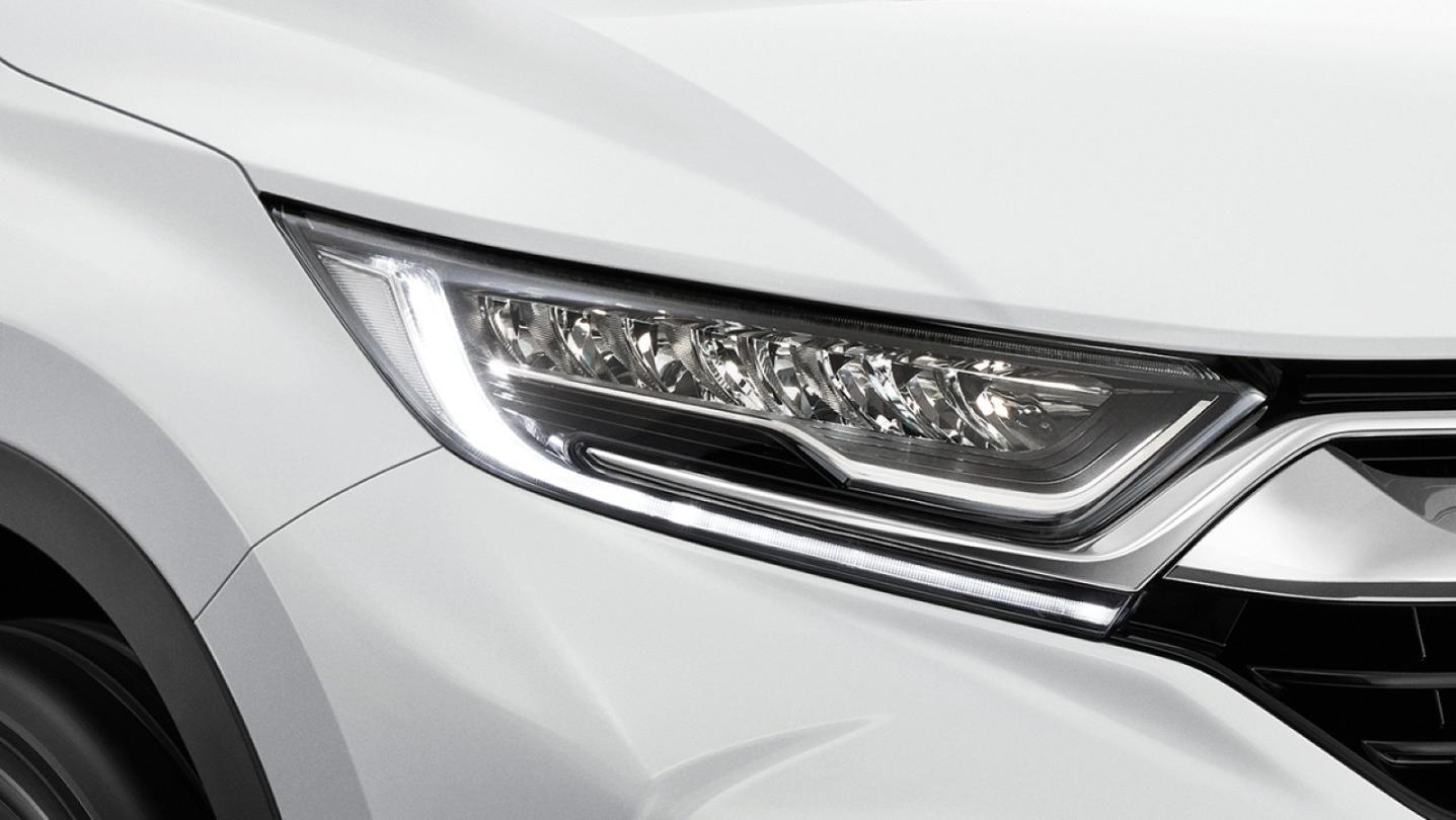 Honda CR-V 2020 Exterior 012