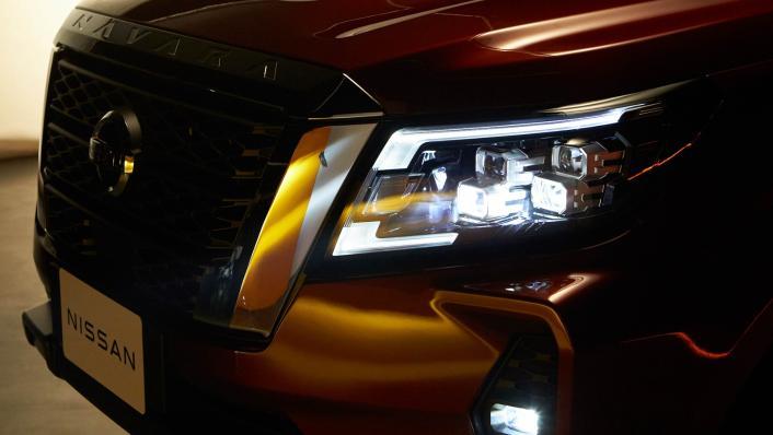 2021 2.3 Nissan Navara Double Cab 4WD VL 7AT Exterior 009