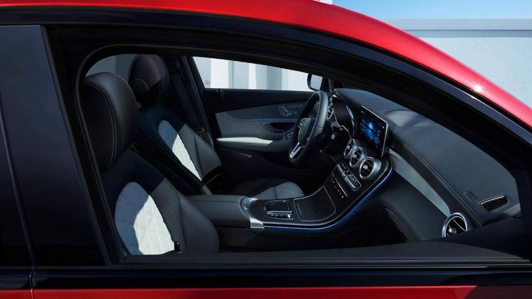Mercedes-Benz GLC-Class Coupe 2020 Interior 001