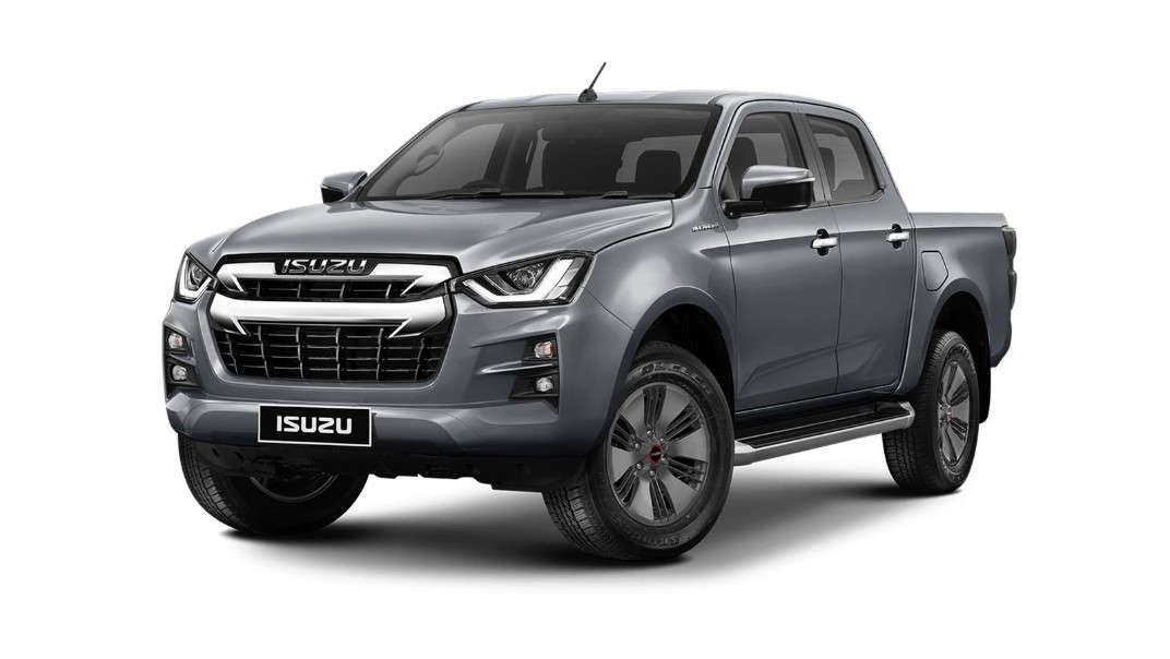 Isuzu D-Max 4-Door 2020 Others 002