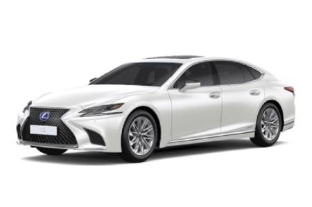 2020 3.5 Lexus LS 500 H