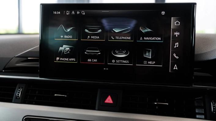 Audi A5 2020 Interior 004