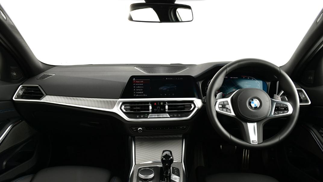 2021 BMW M340i xDrive Interior 001