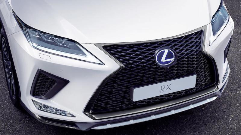 Review: 2020 Lexus RX รถอเนกประสงค์พรีเมียมทรงพลัง 02