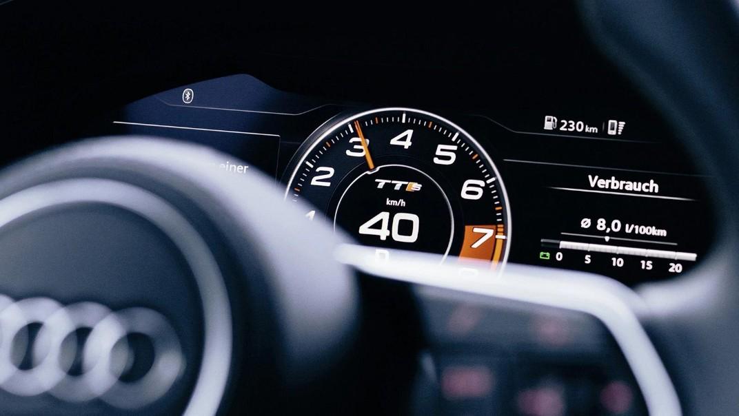 Audi TT Public 2020 Interior 008