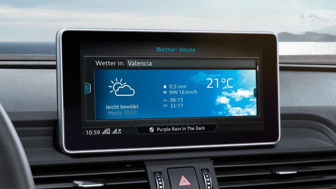 Audi Q5 2020 Interior 006