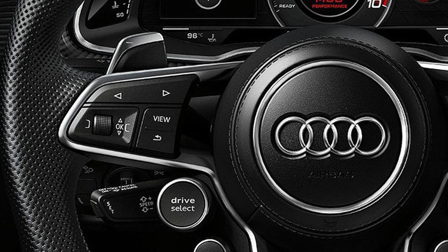 Audi R8 2020 Interior 003