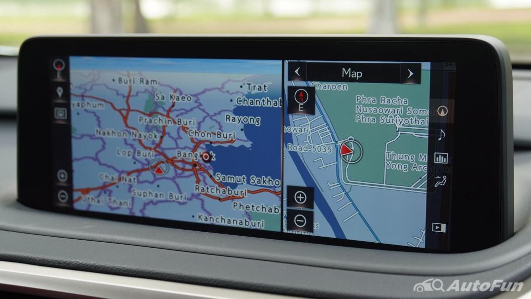2020 Lexus RX 3.5 350 F Sport Interior 024
