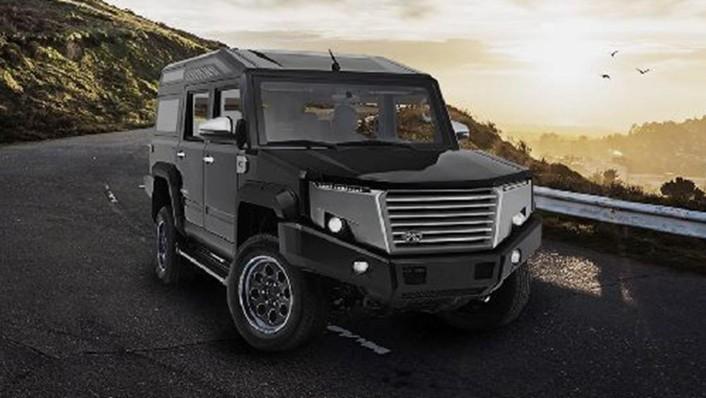 Thairung TR Transformer II 9 Seater 2020 Exterior 001