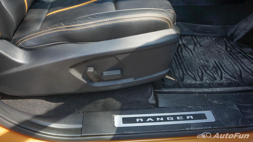 2020 Ford Ranger Double Cab 2.0L Turbo Wildtrak Hi-Rider 10AT Interior 034