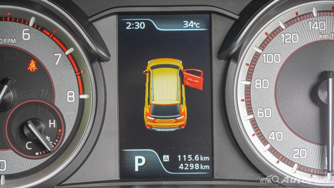 2020 1.5 Suzuki XL7 GLX Interior 013