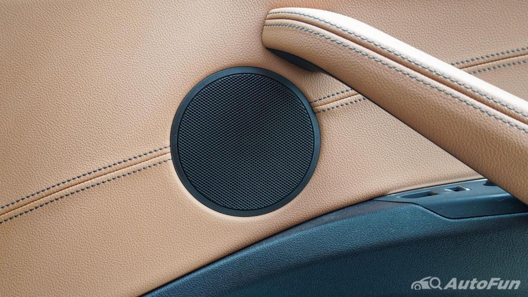 2020 2.0 BMW X3 xDrive20d M Sport Interior 038