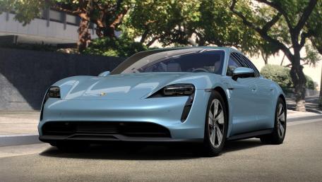 2021 Porsche Taycan Turbo S ราคารถ, รีวิว, สเปค, รูปภาพรถในประเทศไทย | AutoFun