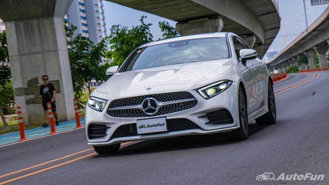 2021 Mercedes-Benz CLS 220 d AMG Premium Exterior 056