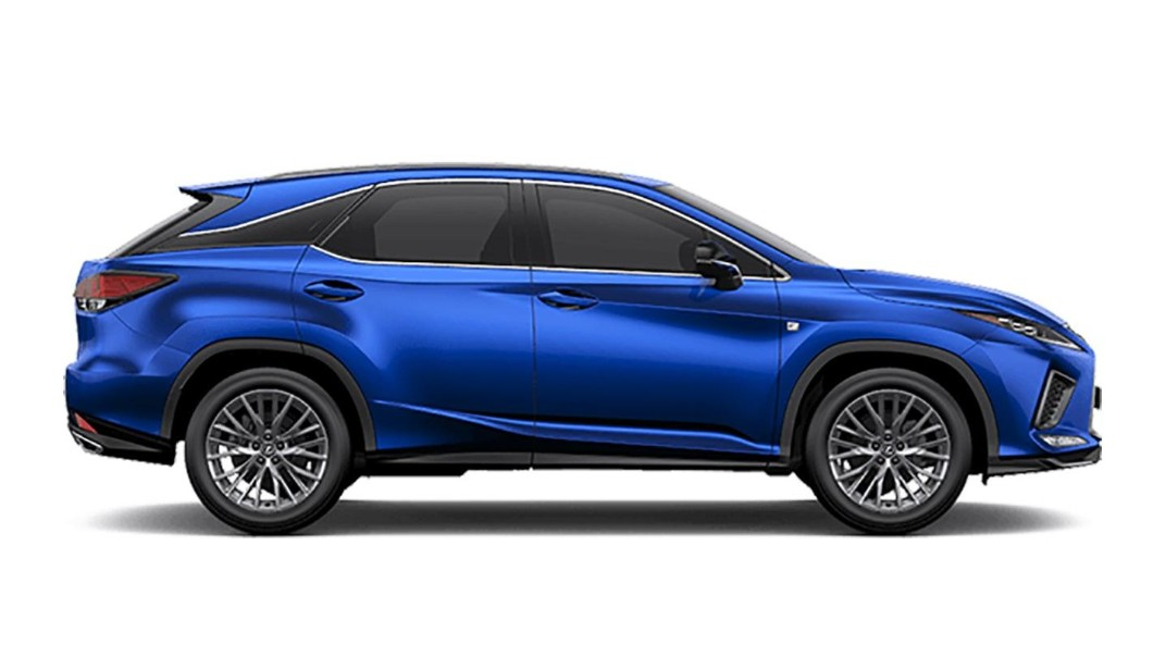 Lexus RX 2020 Others 002
