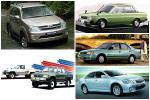 อิทธิพลของ Toyota ต่ออุตสาหกรรมยานยนต์ไทย สรุปได้ในรถ 5 รุ่น
