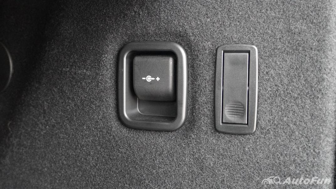 2020 2.0 BMW X3 xDrive20d M Sport Interior 085