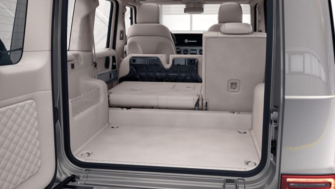 Mercedes-Benz G-Class 2020 Interior 015