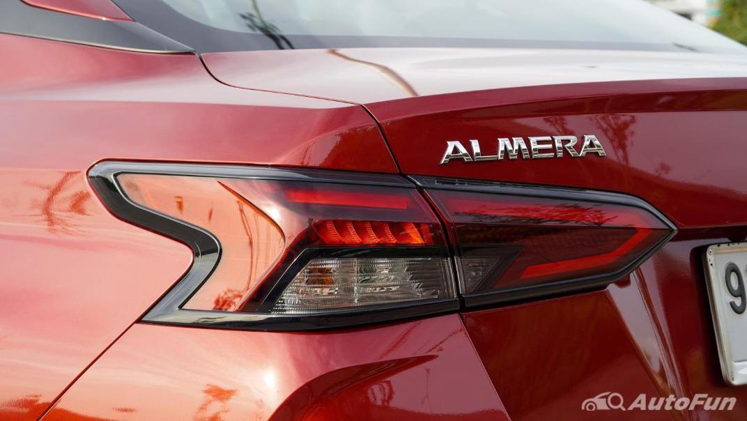 2020 Nissan Almera 1.0 Turbo VL CVT Exterior 023
