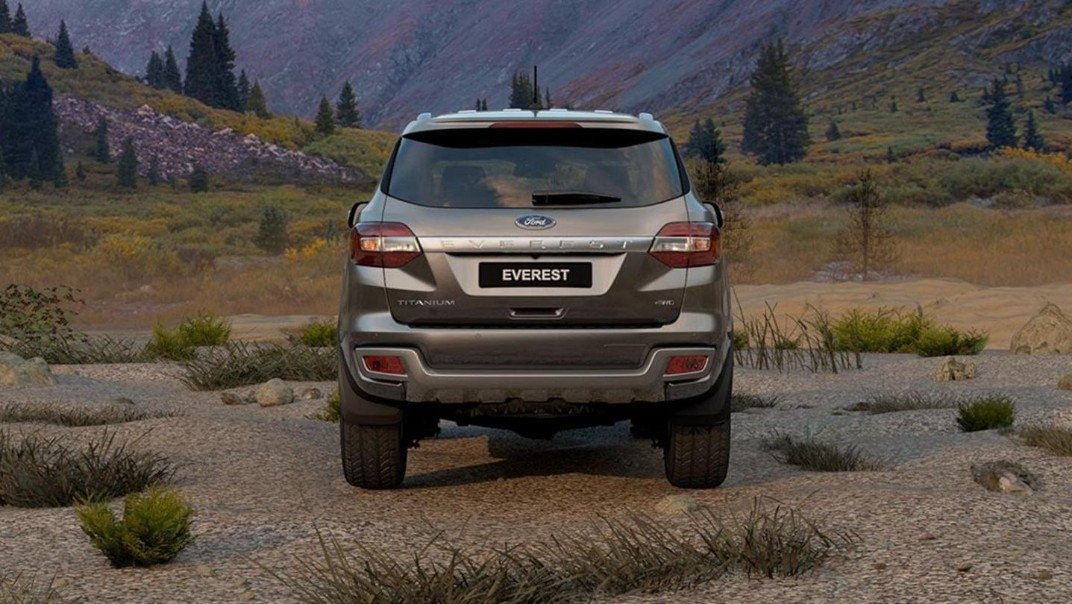 Ford Everest 2020 Exterior 008