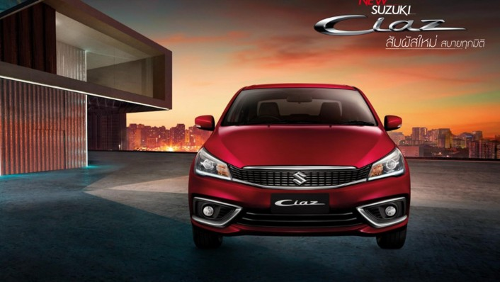 Suzuki Ciaz 2020 Exterior 009