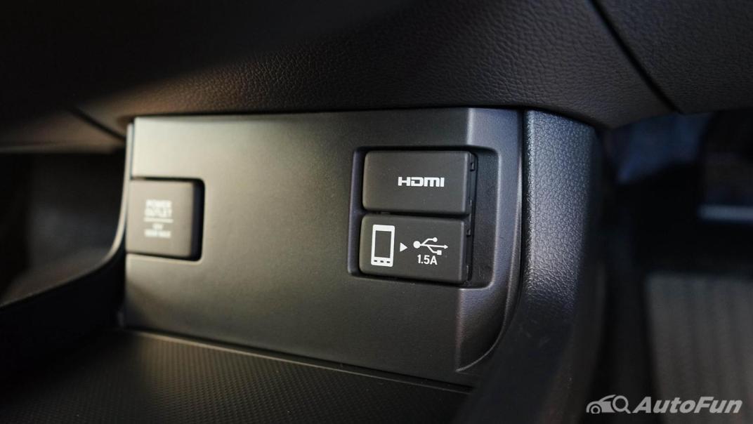 2020 Honda Civic 1.5 Turbo RS Interior 021