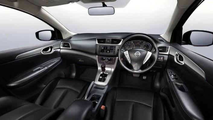 Nissan Sylphy 2020 Interior 003