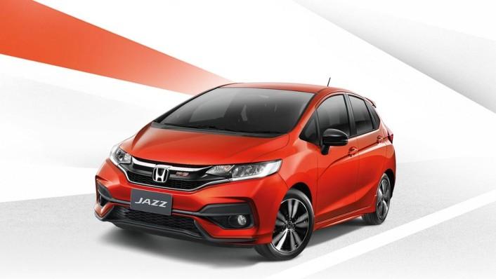 Honda Jazz 2020 Exterior 001
