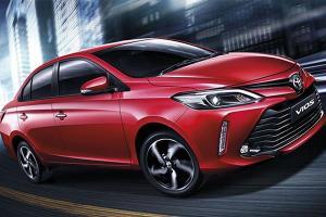 ตารางเงินดาวน์ 2019-2020 new Toyota viosโตโยต้าวีออสราคา 6.09แสนบาท