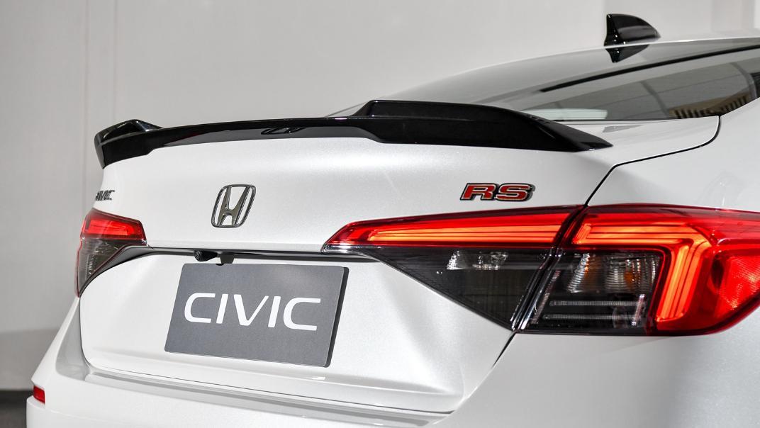 2022 Honda Civic RS Exterior 034